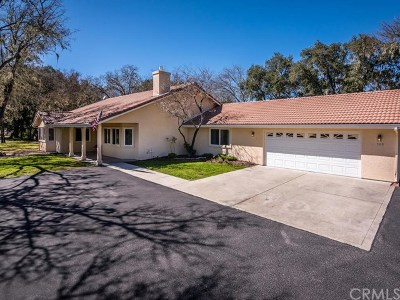 Atascadero Single Family Home For Sale: 580 Garcia Road