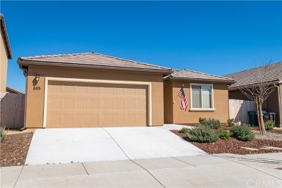 San Miguel Single Family Home For Sale: 885 Rio Mesa Circle