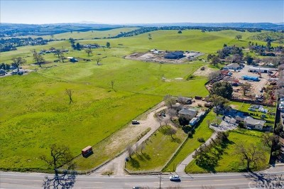 Paso Robles Commercial For Sale: 2916 Union Road