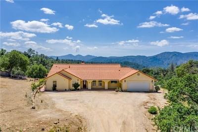 Bradley Single Family Home For Sale: 76334 Bryson Hesperia Road