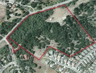 Pismo Beach, Arroyo Grande, Grover Beach, Oceano Residential Lots & Land For Sale: Noyes Road