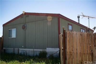 Santa Margarita Manufactured Home For Sale: 12610 Seven Mile Road