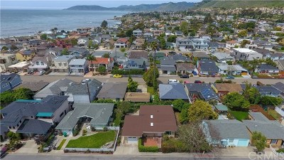 Pismo Beach CA Single Family Home For Sale: $1,199,999