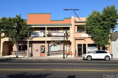 San Luis Obispo County Commercial For Sale: 1321 Spring Street