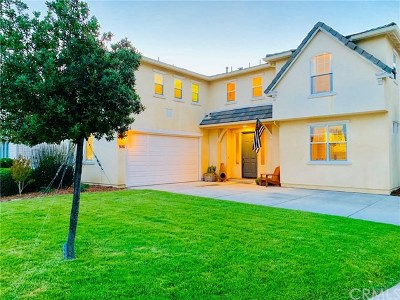 Santa Margarita, Templeton, Atascadero, Paso Robles Single Family Home For Sale: 9181 Arvine Court
