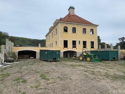 San Luis Obispo County, Monterey County, Santa Barbara County Residential Lots & Land Active Under Contract: 4375 Sweeney Road