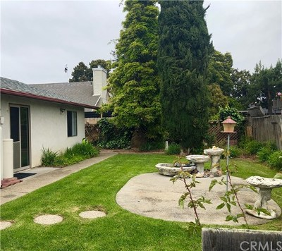 Arroyo Grande Single Family Home For Sale: 131 E Cherry Avenue