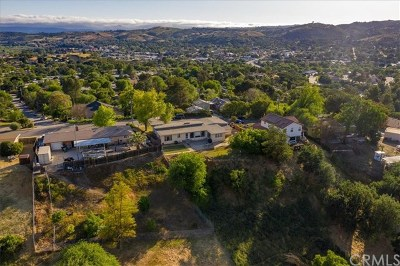 Paso Robles Single Family Home For Sale: 613 Shannon Hill Drive