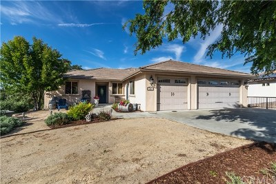 Paso Robles Single Family Home For Sale: 725 Red Cloud Road