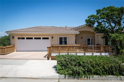 Paso Robles Single Family Home For Sale: 819 Oxen Street