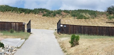 Paso Robles Residential Lots & Land For Sale: Navajo Road