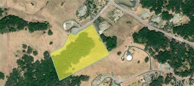 Atascadero Residential Lots & Land For Sale: 12715 Escabroso Court