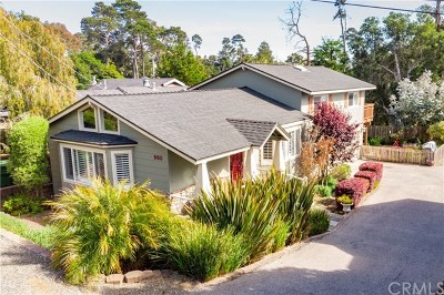 San Luis Obispo County Single Family Home For Sale: 980 Northampton Street