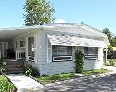 Atascadero Mobile Home For Sale: 10025 El Camino Real