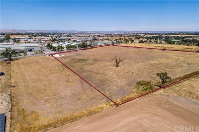 Paso Robles Residential Lots & Land For Sale: 2930 Union Road