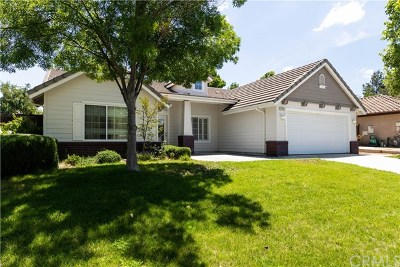 Paso Robles Single Family Home For Sale: 2774 Stonebrook Circle