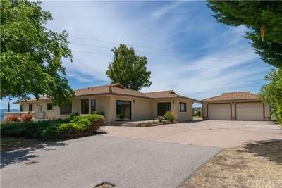San Luis Obispo County Single Family Home For Sale: 3530 Interlake Road