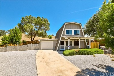 Paso Robles Single Family Home For Sale: 2555 Pinto Lane