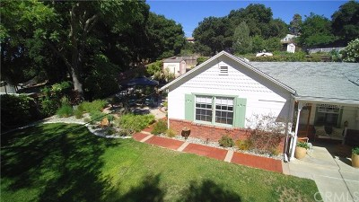 Atascadero Single Family Home For Sale: 4155 San Anselmo Road