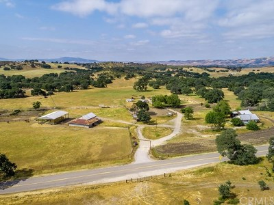 San Luis Obispo County Manufactured Home For Sale: 8025 Lynch Canyon Road