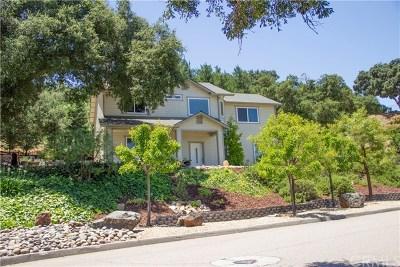 Santa Margarita, Templeton, Atascadero, Paso Robles Single Family Home For Sale: 3878 Orillas Way