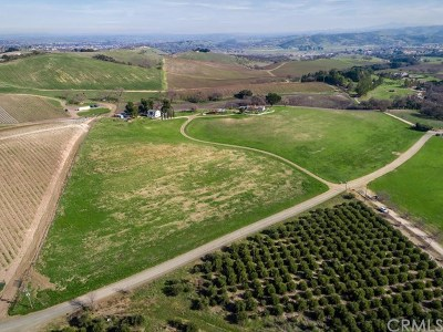 San Luis Obispo County Residential Lots & Land For Sale: 1200 Arbor Road