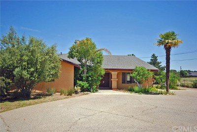 Atascadero Single Family Home For Sale: 1745 El Camino Real