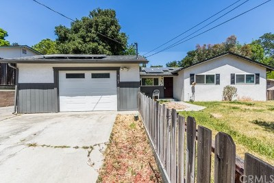 Atascadero Single Family Home For Sale: 5105 Dolores Avenue