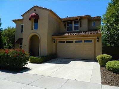 Paso Robles Single Family Home For Sale: 203 Vista Del Rio Court