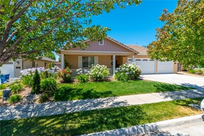 Paso Robles Single Family Home For Sale: 2603 Caymus Court