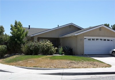 San Miguel Single Family Home For Sale: 890 Camino Del Sol
