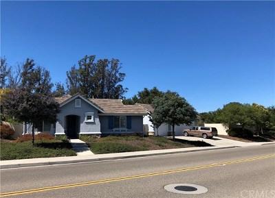 Lompoc Single Family Home For Sale: 777 Onstott Road