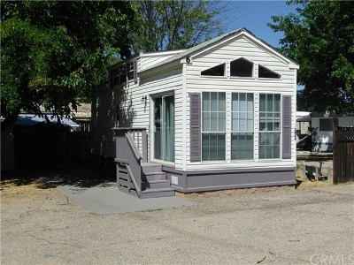 Paso Robles Mobile Home For Sale: 1844 Adelaida Road