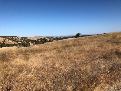 Santa Margarita, Templeton, Atascadero, Paso Robles Residential Lots & Land For Sale: Unnamed