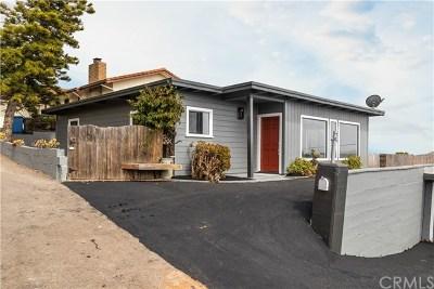 Morro Bay Single Family Home For Sale: 472 Crest Street