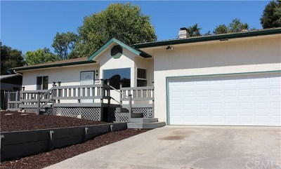 Atascadero Single Family Home For Sale: 5365 Palma Avenue