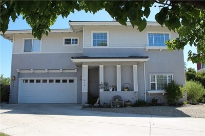 Paso Robles Single Family Home For Sale: 610 Larkfield Place