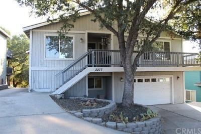 Bradley Single Family Home For Sale: 2277 Lariat Loop