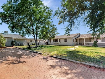 Templeton Single Family Home For Sale: 2690 Neal Springs Road