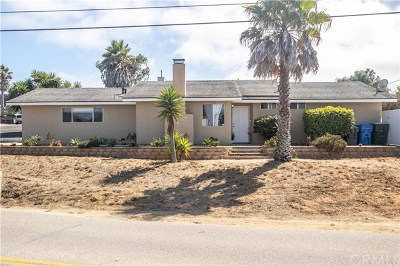 Los Osos Single Family Home For Sale: 1705 9th Street