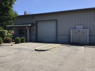 San Luis Obispo County Commercial Lease For Lease: 2710 El Camino Real