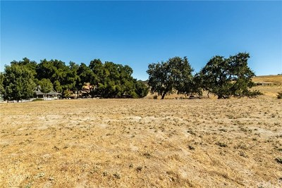 Paso Robles Residential Lots & Land For Sale: 9995 Bluegill Drive