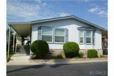 Mobile Home Sold: 26000 Avenida Aeropuerto #79