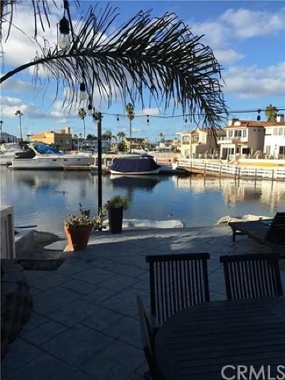 Balboa Coves (Blcv) Single Family Home For Sale: 18 Balboa Coves
