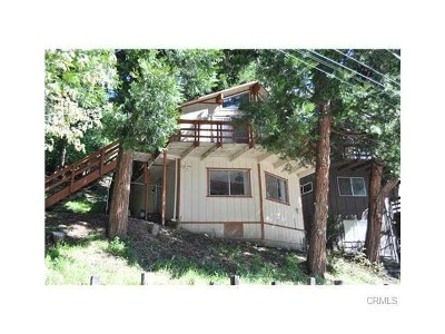 Lake Arrowhead Single Family Home For Sale: 788 Community Drive