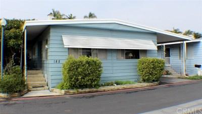 Mobile Home For Sale: 20701 Beach Blvd.