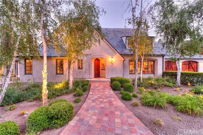 Coto de Caza Single Family Home For Sale: 31632 Vinedo Road