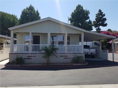 Huntington Beach Mobile Home For Sale: 20701 Beach