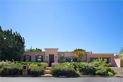 Dana Point Single Family Home For Sale: 167 Monarch Bay Drive