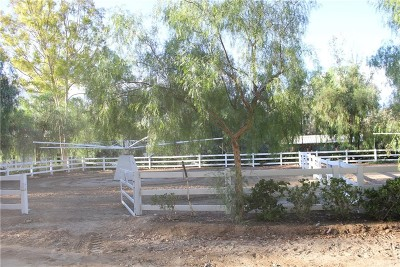 Redlands Single Family Home For Sale: 28741 San Timoteo Canyon Road